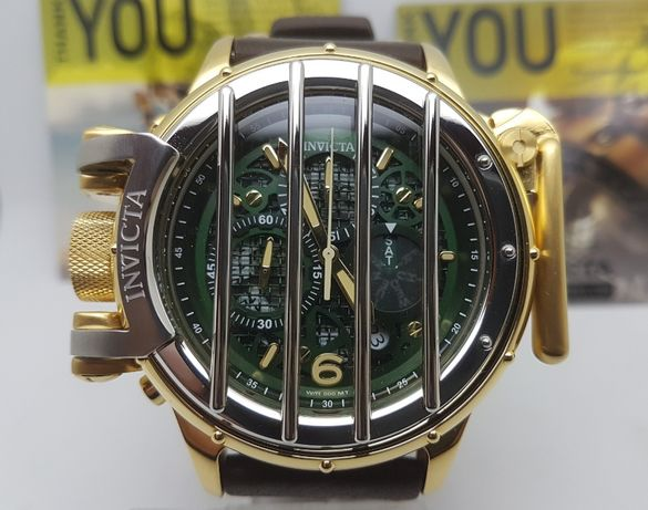 Nowy zegarek INVICTA IMPERIOUS 28137 RETRO wysyłka gw paragon