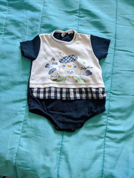 roupa de bebe verão 0-3meses