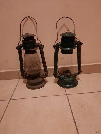 Stare lampy naftowe Jupiter 2