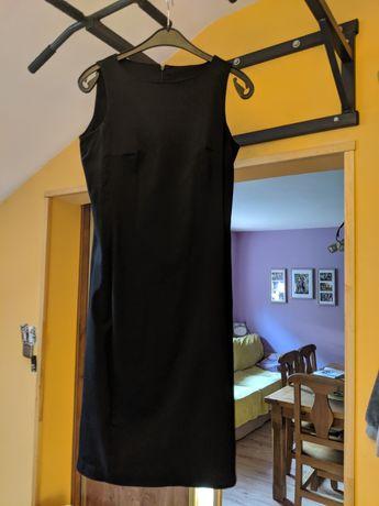 Elegancka sukienka, mała czarna rozm 40