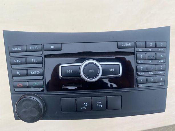 Mercedes W212 , radio , nawigacja