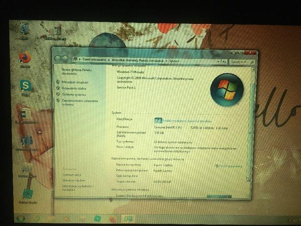 """Laptop Fujitsu Siemens Amilo Pro V3205 12,1"""" 3GB DDR2 160GB SATA"""