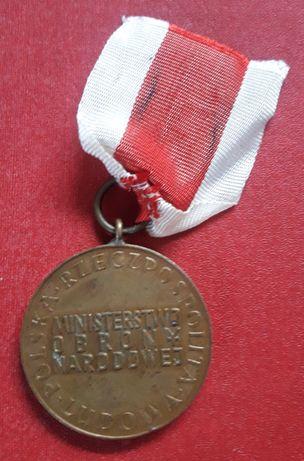 PRL medal dla obronności kraju