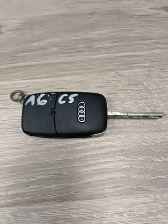 Kluczyk Audi A6C5