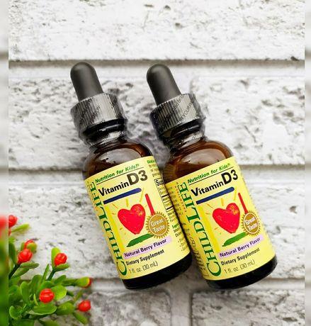 Витамин D3 с Iherb