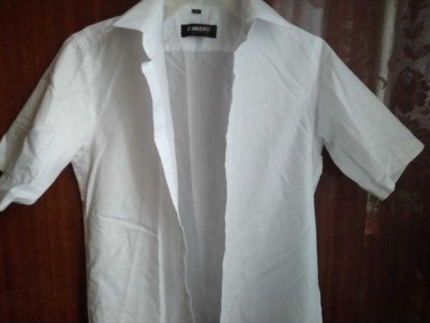 Рубашки с коротким рукавом 2 штуки