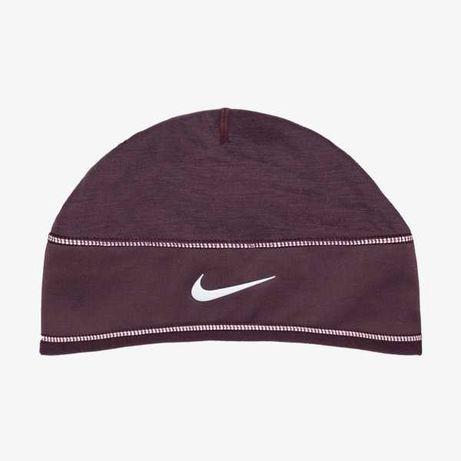 Женская шапка Nike для бега светоотражающая Adidas Puma Reebok