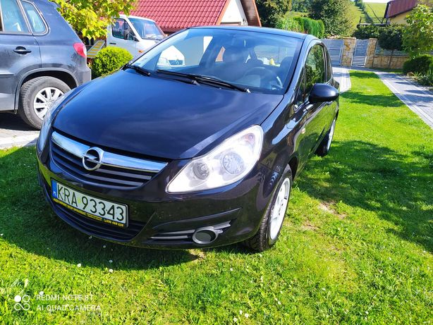 Opel Corsa klima wspomaganie elektryka