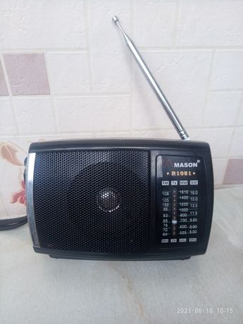 Радио приемник FM