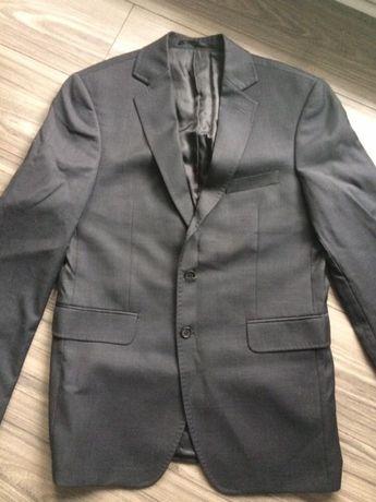 Sunset Suits garnitur czarny dwuczęściowy rozmiar 98