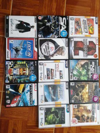 Jogos em DVD para PC
