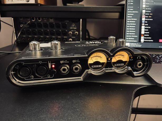 Karta dźwiękowa / interfejs audio - Line6 UX2