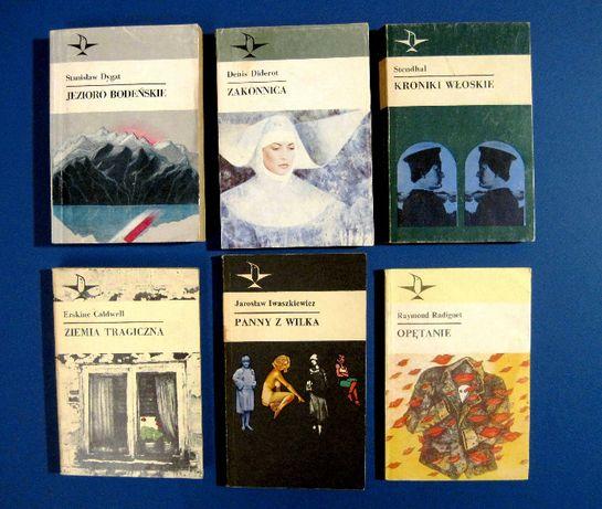 Seria KOLIBER: Jezioro Bodeńskie, Zakonnica, Kroniki włoskie, Opętanie