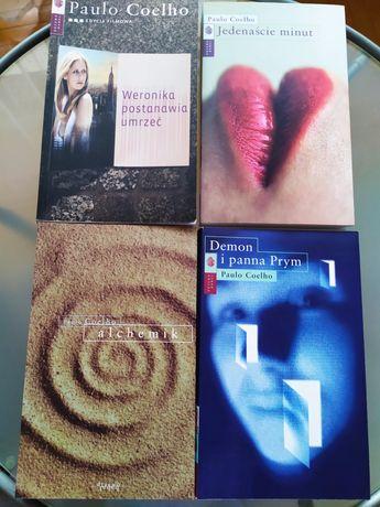 Pakiet Paulo Coelho x 4