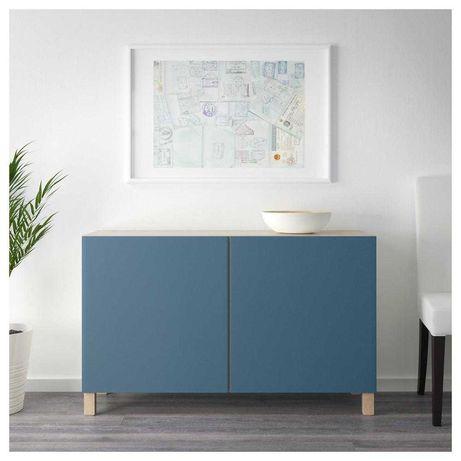 Frentes de armário e frentes de gaveta Besta IKEA