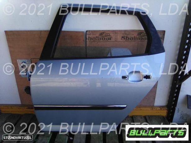 Porta Trás Esquerda Peugeot 407 2.0 Hdi [2008_2010]