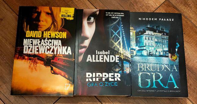 D,Hewson,Allende,Pałasz zestaw 3 szt.