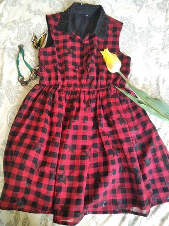Оригинальное платьице