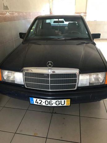 Mercedes benz 190 diesel imaculado