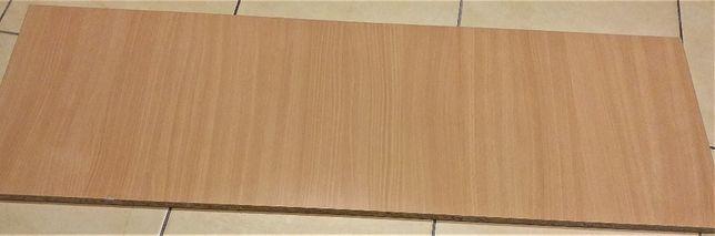 Płyta wiórowa oklejona meblowa 960 x 300 x 20 mm