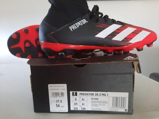 Chuteiras futebol Adidas 37.5