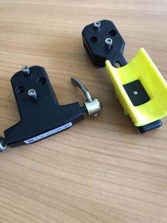 Uchwyt na rower szosowy mocowanie za widelec