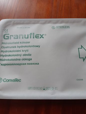 Opatrunek granuflex