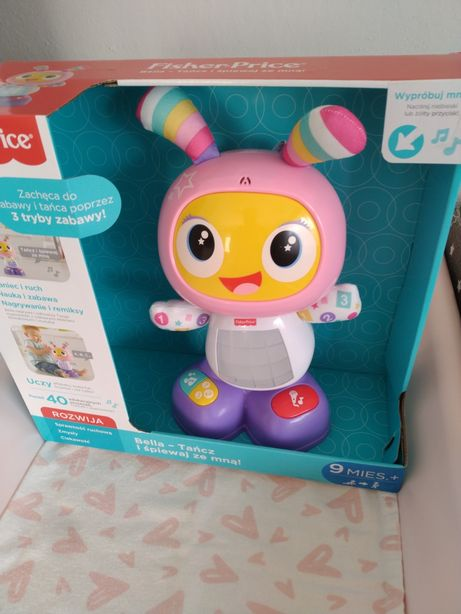 Robot Fisher Price Bell