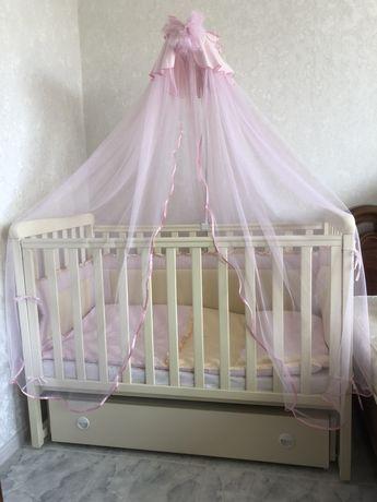 Детская кроватка Верес Соня с маятником