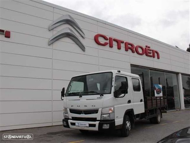 Mitsubishi Canter 3C13D FEB01EL4WEU2