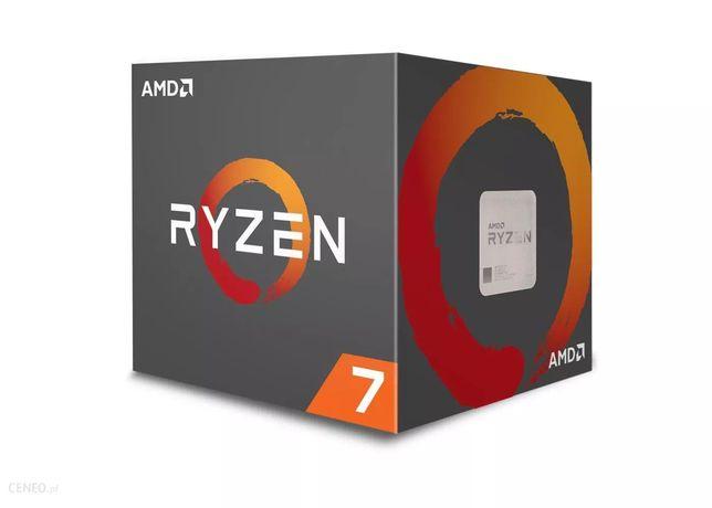 Procesor AMD Ryzen 7 2700x chłodzenie GWARANCJA