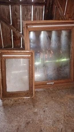 Okna dachowe drewniane
