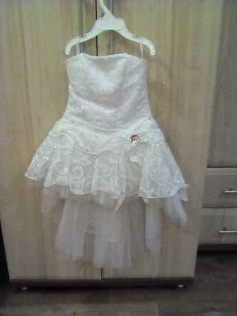 Шикарное праздничное платье
