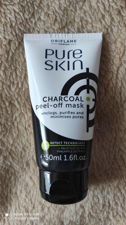 Maseczka peel-off Pure Skin
