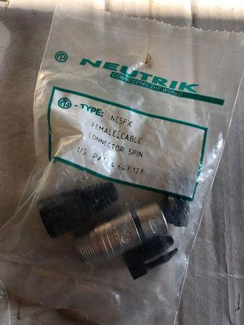 Разъемы NEUTRIK XLR 5 пин