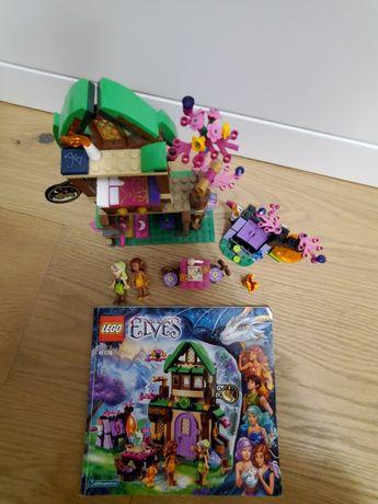 Лего 41174 - Lego Elves Отель Звёздный свет оригинал
