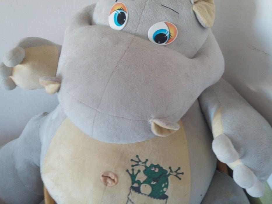 Большая мягкая игрушка БEГЕМОТ Одесса - изображение 1