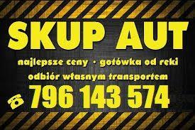 Skup aut samochodów kasacja laweta Piła Jastrowie Wałcz Złocieniec