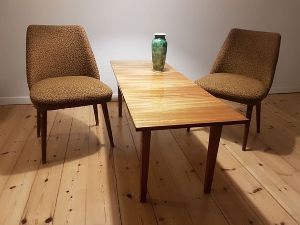 Stół PRL stolik kawowy lata 60-70 Vintage
