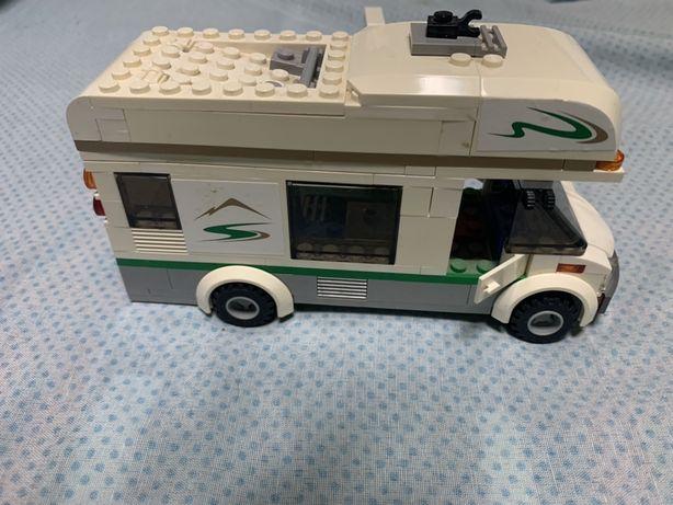 Lego city Дом на колесах