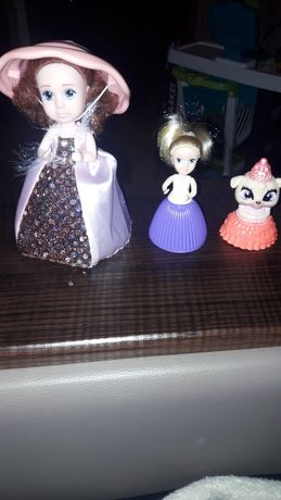 Кукли-ляльки кекс
