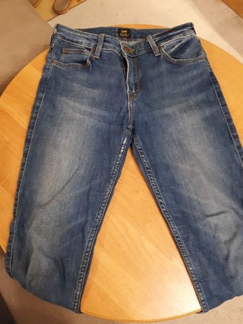 Spodnie jeans Lee W29 L33