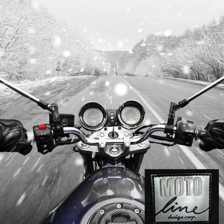 Spodnie  motocyklowe zimowe