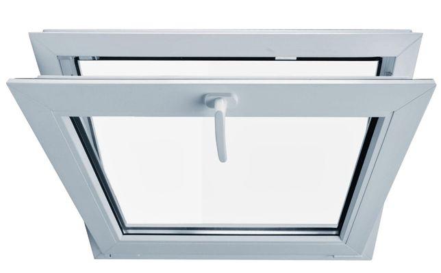 Okno 75mm okna PCV 115x50 NOWE - Producent