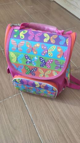Рюкзак школьный ортопедический каркасный Smart