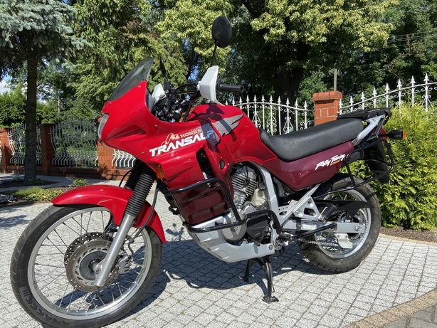 Honda Xl 600 V Transalp RALLY TOURING Transport Raty Serwis