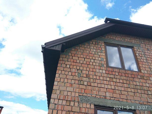 Криша , покрівля , реконструкція даху, заміна старого покриття на нове