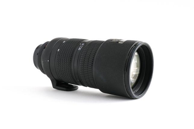 Objetiva zoom Nikon 80-200mm f2.8D