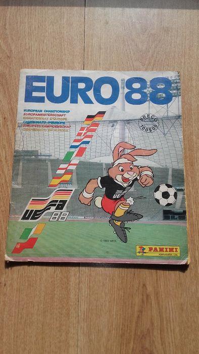 Cromos Euro 88