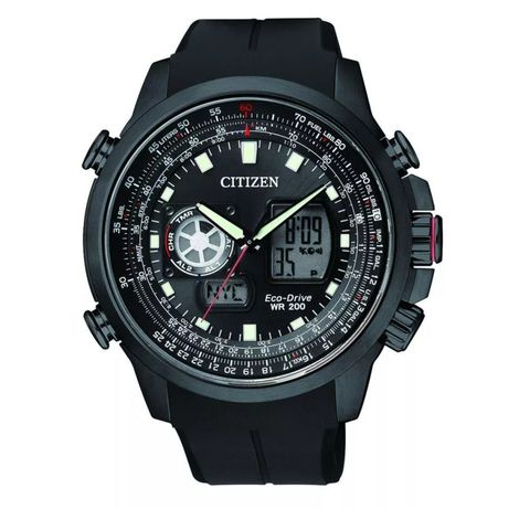 Zegarek Citizen Eco-Drive Promaster JZ1065-05E chronograf japoński